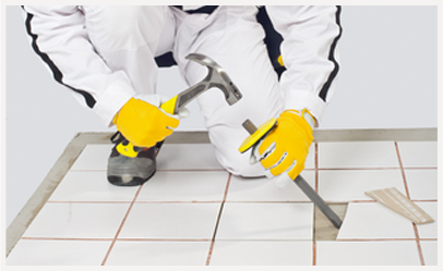 tile and grout repair image