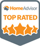 grout cleaning testimonials icon home advisor logo 1